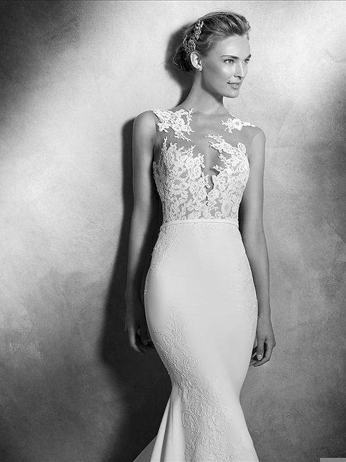 Vicenta wedding gown