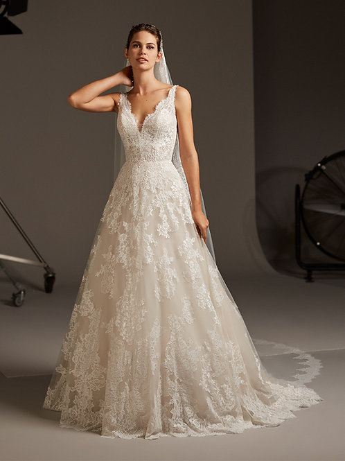 Orion bridal gown