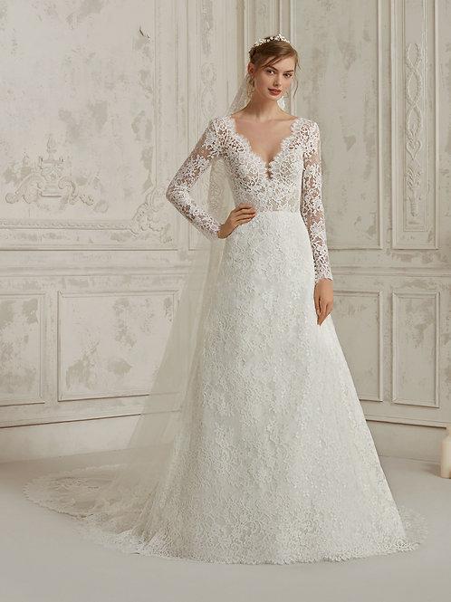 Margot bridal dress