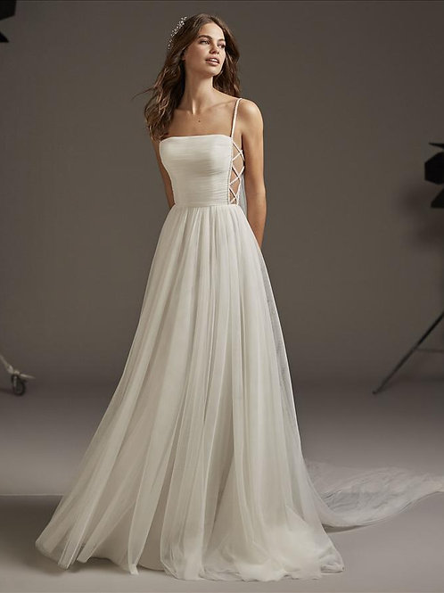 Volans wedding gown