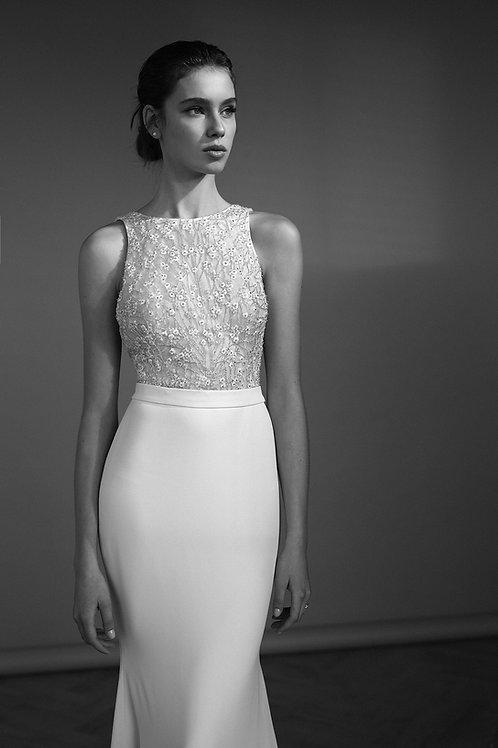Chelsea wedding dress