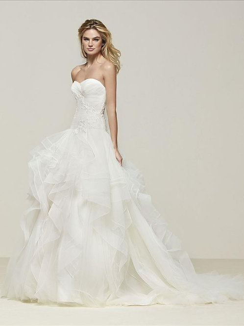 Draliana bridal gown