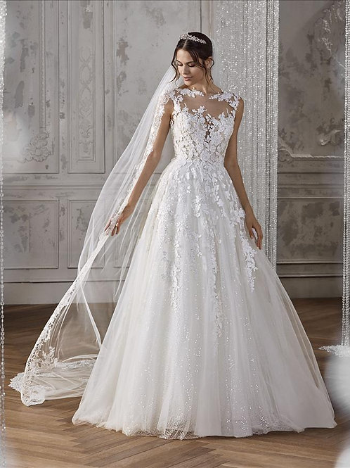 Kavana wedding gown
