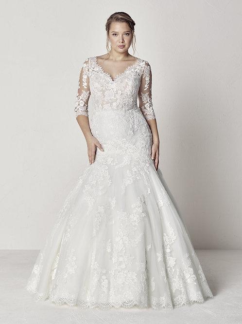 Evelyn Bridal Dress