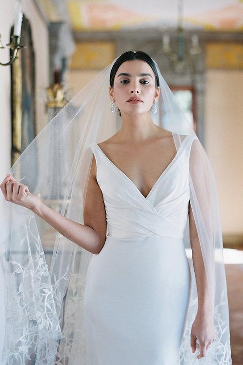 Erte Wedding Dress
