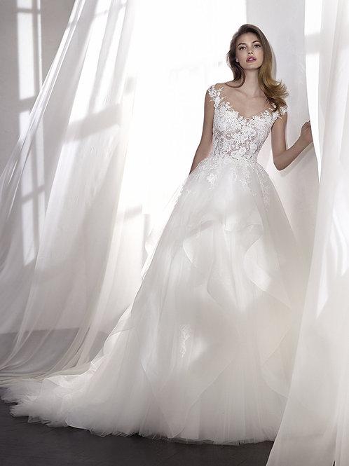 Love wedding dress