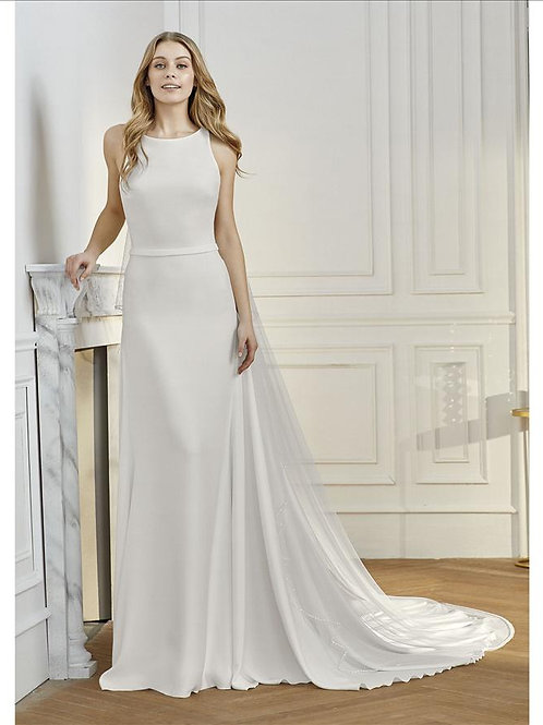 Lacaille wedding gown