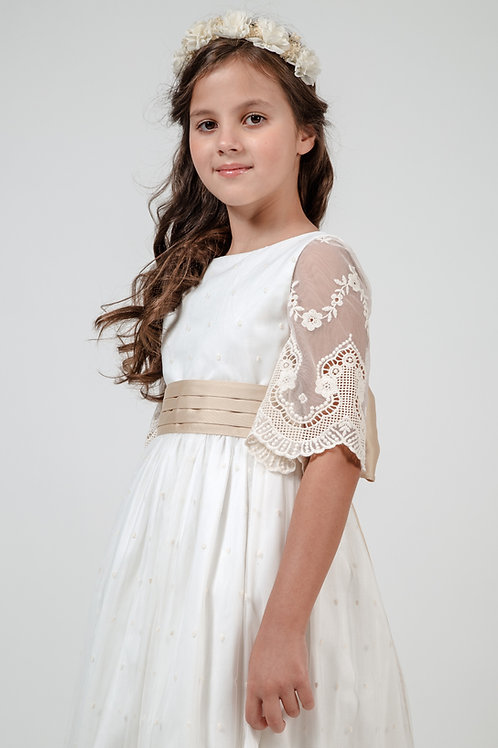 Elizabeth First Communion
