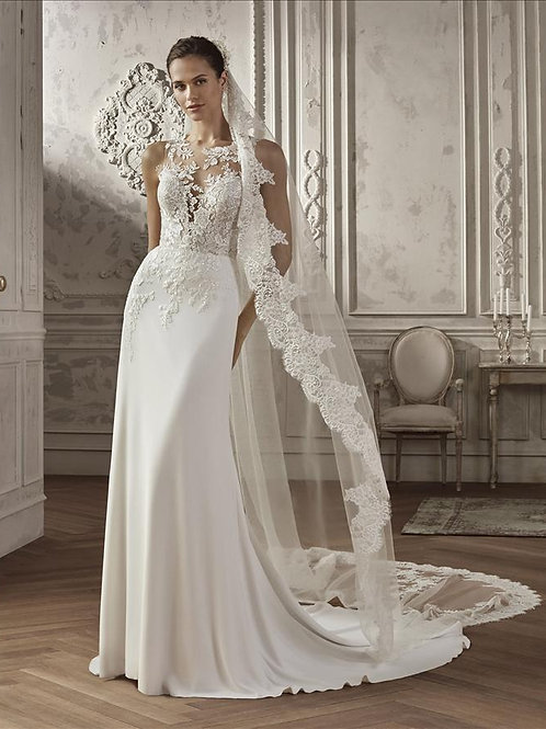 Aeryn bridal gown