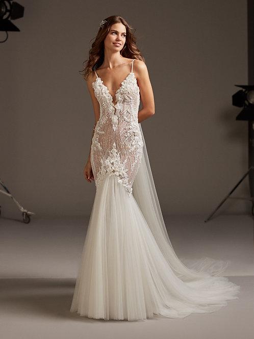 Galatea wedding gown
