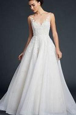 Larsen bridal dress