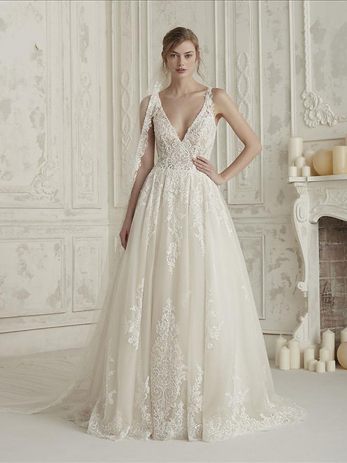 Ema wedding gown