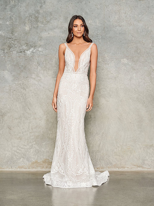 Bailey bridal dress