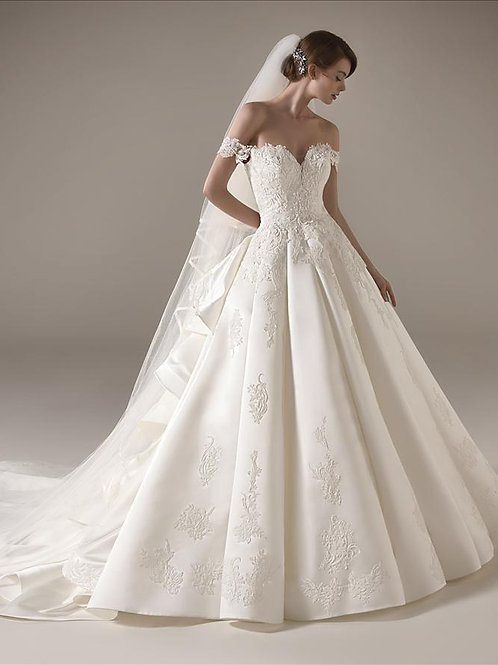 Nancy wedding gown