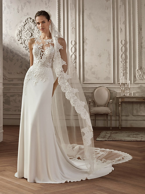 Aeryn bridal dress
