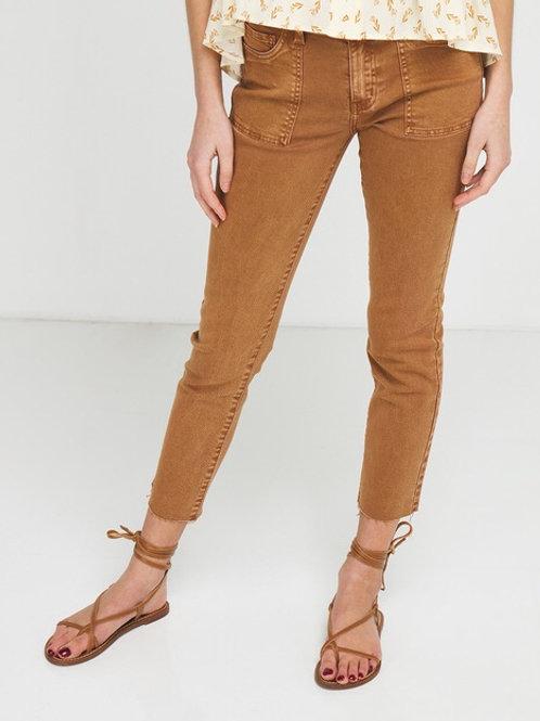Pantalon grandes poches