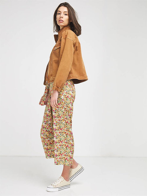 C'est beau la vie | pantalon fleurs