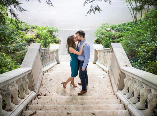 Whitney + Andrew {Engagement Photos}