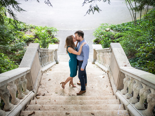 Whitney + Andrew {Engagement Photos}