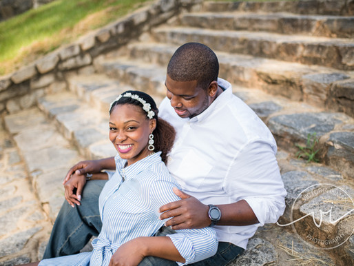 Stacy + Nick {Engagement Photos}