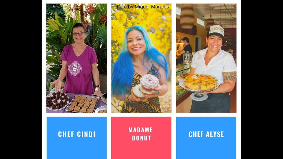Female Chefs of Maui, Part 2