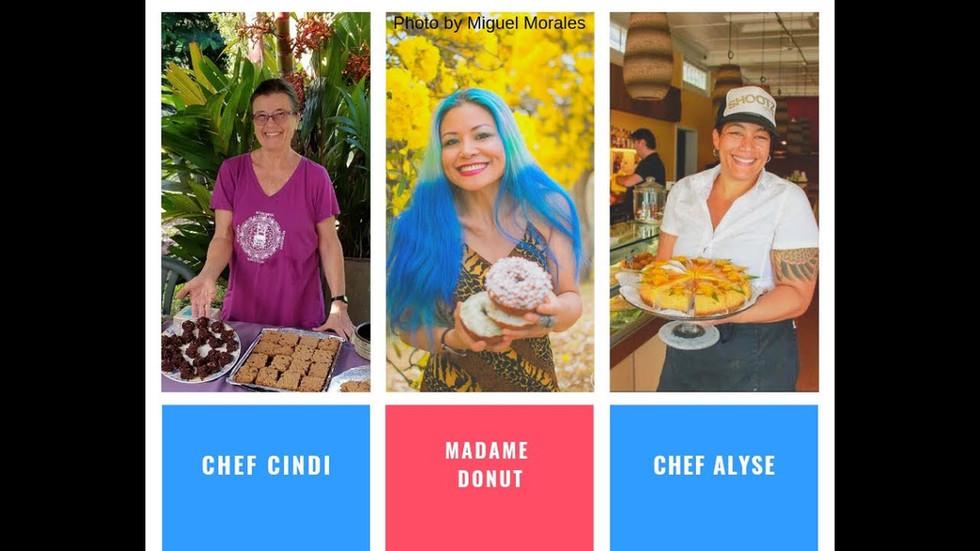 Female Chefs of Maui, Part 2