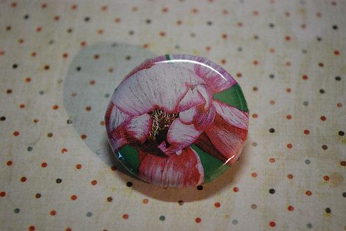 Badge fleur