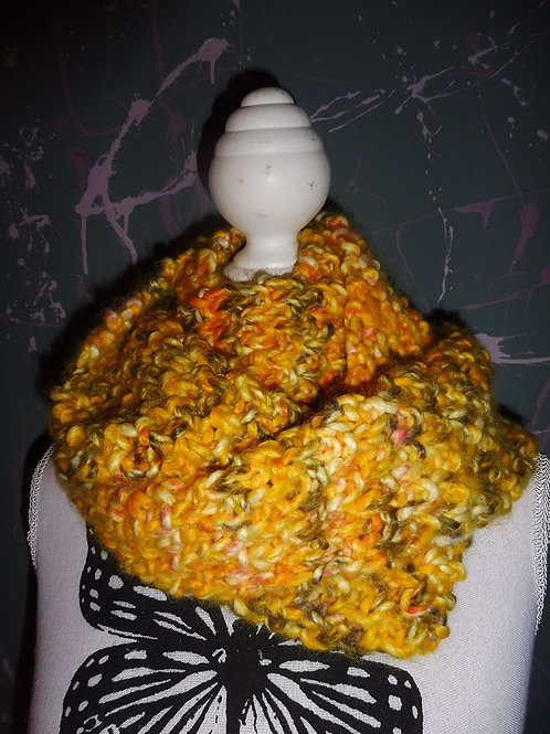 Snood couleurs peps
