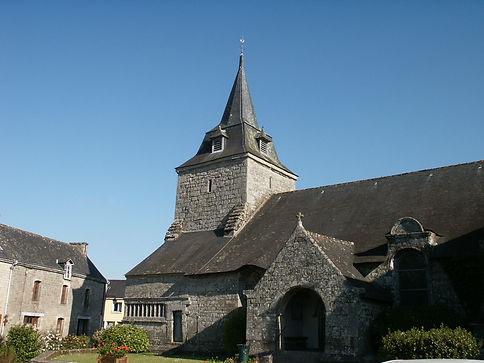 église - Ploërdut - crédit photo OTPRM (