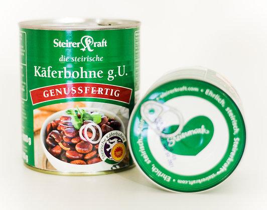 Original Käferbohnen Dose