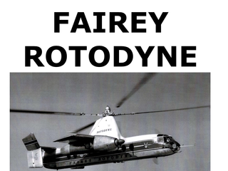 Fairey Rotodyne 60th Anniversary lecture
