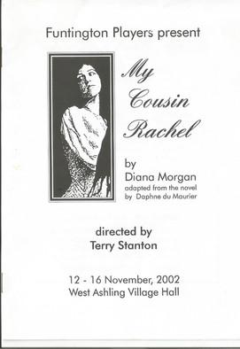 My Cousin Rachel 2002