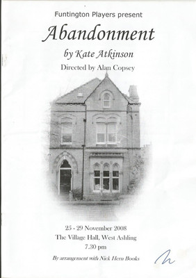 Abandonment 2008