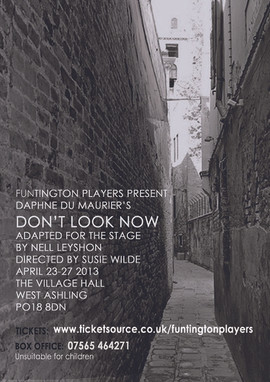 Don't Look Now 2013