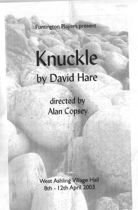 Knuckle 2003