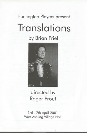Translations 2001