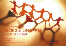 Dancing at Lughnasa 2010