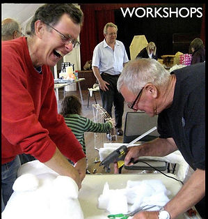 Funtington Players, Drama, Workshops