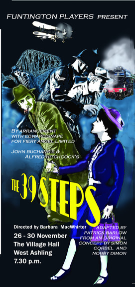 The 39 Steps 2013