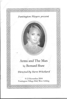 Arms & the Man 2004