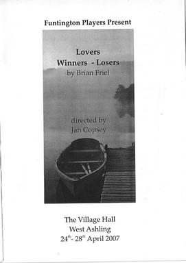 Lovers: Winners & Losers 2007