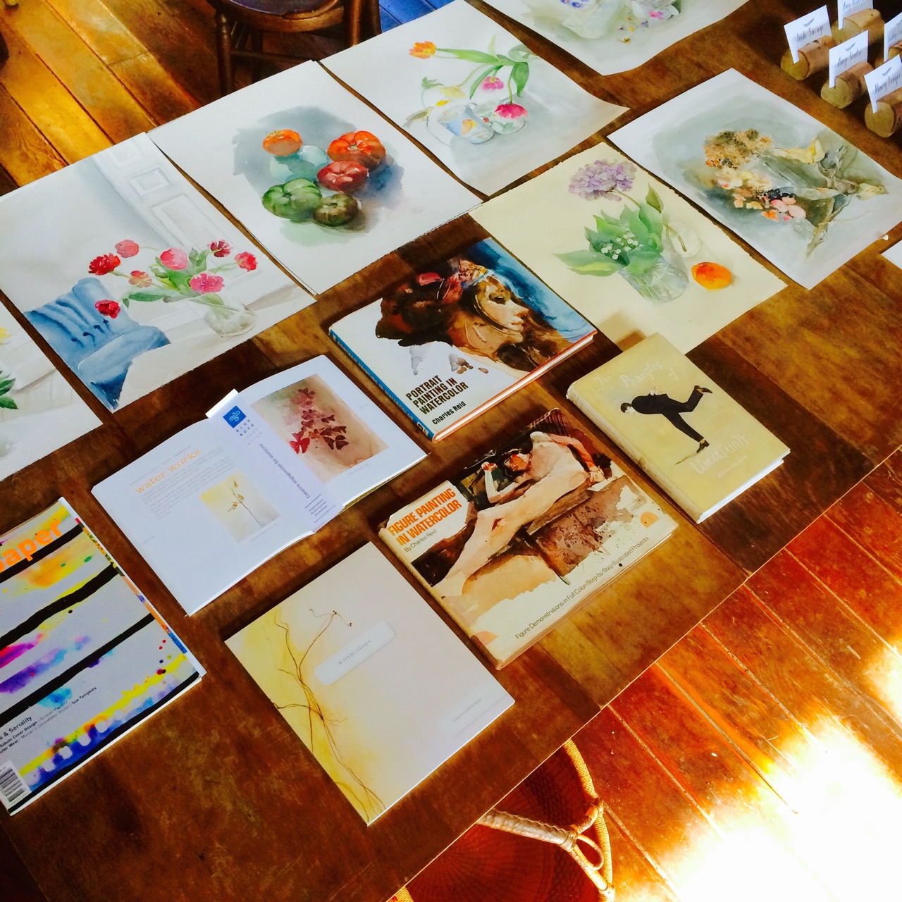 Watercolor Workshop