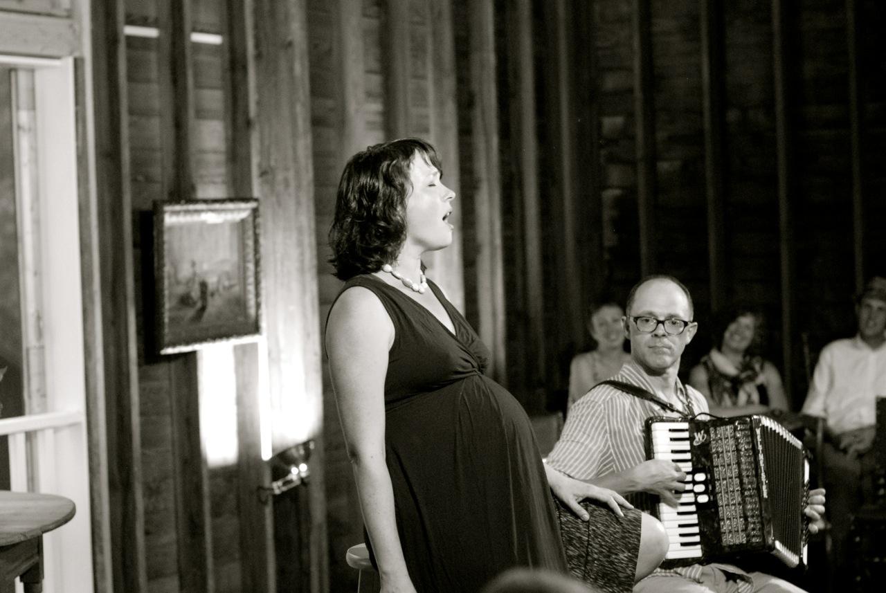 Dan Chiounard + Simone Perrin