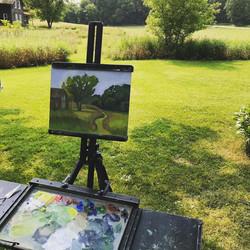 2021 Plain Air Painting