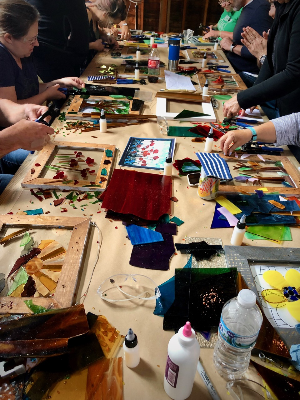 Mosaic Workshop 2019
