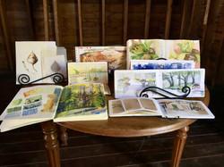 Pamela Luer Sketchbook Workshop