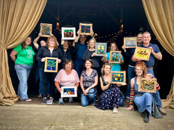 Mosaic Workshop 2019