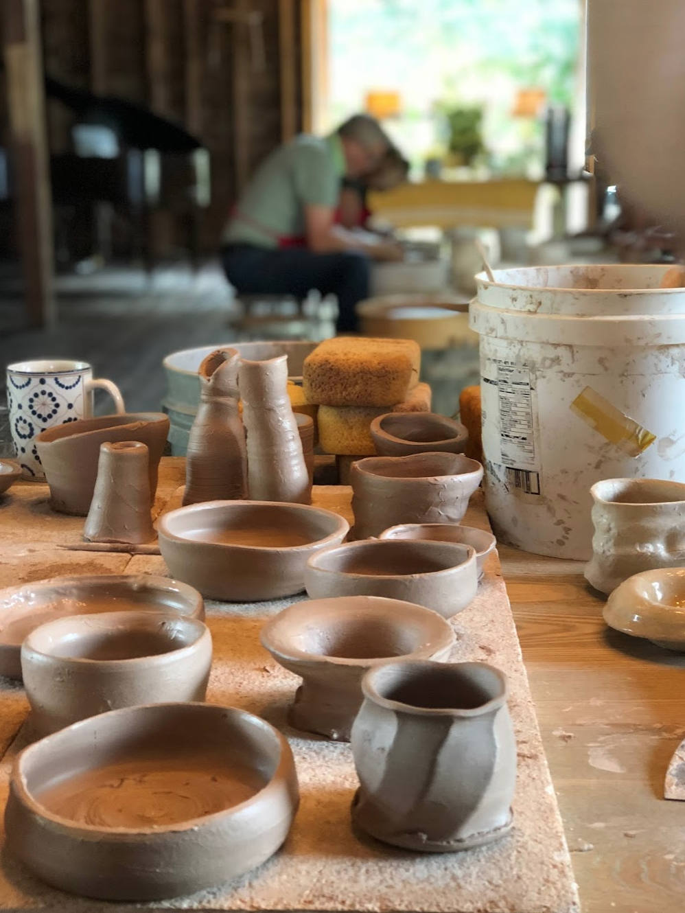 "Jason Kaping ""Pottery Making"""