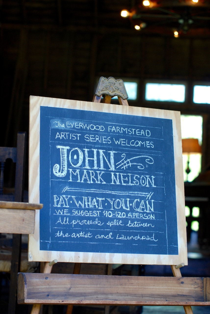 John Mark Nelson : 7/18/15