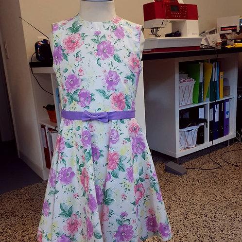 """Robe pour les petite filles, """"Flowers"""""""